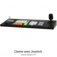 HIKVISION DS-1004KI clavier avec joystick pour pilotage caméra PTZ
