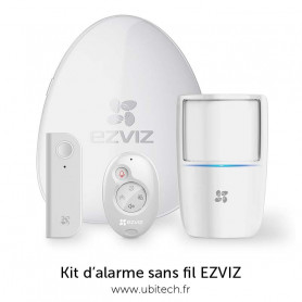 Kit alarme sans fil EZVIZ