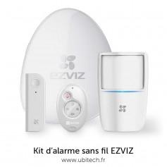 Kit alarme sans fil EZVIZ BS-113A