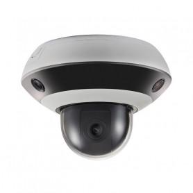 Caméra IP Hikvision DS-2PT3326IZ-DE3 dôme PanoVu 360° 3 objectifs + PTZ
