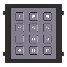 Module clavier de rue Hikvision DS-KD-KP pour interphone vidéo