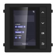 Module écran LCD Hikvision DS-KD-DIS pour interphone vidéo