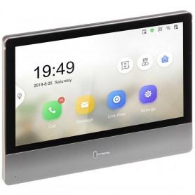 Écran de contrôle tactile WI-FI DS-KH8350-WTE1 pour interphone vidéo Hikvision DS-KB-XX