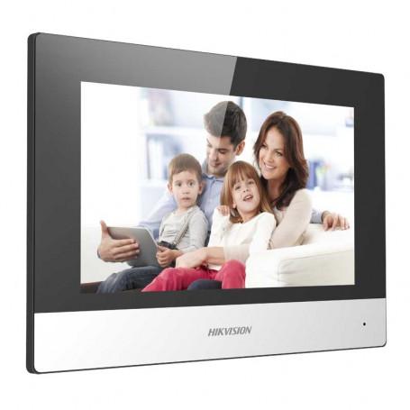 Écran de contrôle tactile WI-FI Hikvision DS-KH6320-WTE1 pour interphone vidéo Hikvision DS-KB-XX