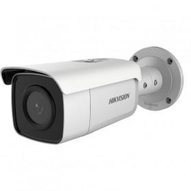 Caméra AcuSense Hikvision DS-2CD2T46G2-4I ultra HD 4MP Darkfighter et EXIR 2.0 IR 80m PoE