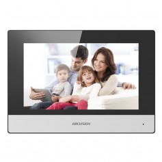 Écran de contrôle tactile WI-FI Hikvision DS-KH6320-WTE2 pour interphone vidéo 2 fils