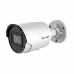 Caméra IP 4MP H265+ acuSense 2.0 Hikvision DS-2CD2046G2-I powered by darkfighter IR 40 mètres