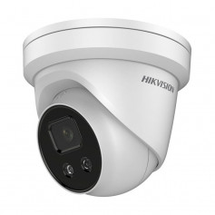 Caméra IP 4MP H265 Acusense 2.0 Hikvision DS-2CD2346G2-I powered by darkfighter IR 30 mètres