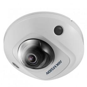 Caméra IP mini dôme Hikvision DS-2CD2543G0-IS 4MP H265+