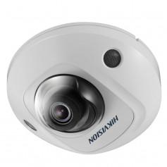 Caméra de surveillance 4MP H265+ micro intégré Hikvision DS-2CD2543G0-IS vision de nuit 10 mètres