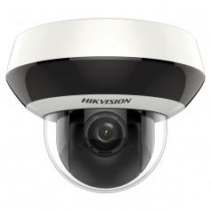 Caméra de surveillance PTZ 4MP micro intégré H265+ zoom x 4 Hikvision DS-2DE2A404IW-DE3