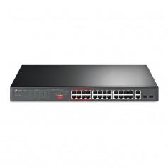 TP-Link TL-SL1226P Switch PoE rackable 26 ports dont 24 ports PoE/POE+
