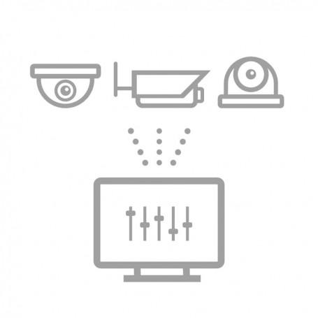Configuration à distance caméra IP