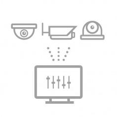 Configuration à distance caméra IP Hikvision