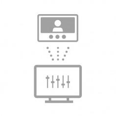 Configuration à distance interphone modulable Hikvision