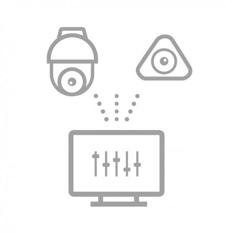 Configuration à distance caméra PTZ et fisheye
