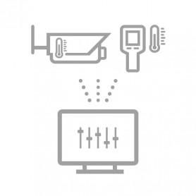 Configuration à distance caméra thermique Hikvision