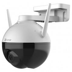 Caméra de surveillance motorisée Wi-Fi Full HD avec IA et vision couleur de nuit EZVIZ C8C