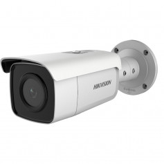 Caméra IP 4MP H265+ AcuSense 2.0 Hikvision DS-2CD2T46G2-4I powered by darkfighter IR 80 m - Déstockage