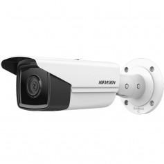Caméra de surveillance AcuSense 4MP H265+ Hikvision DS-2CD2T43G2-4I vision de nuit 80 mètres