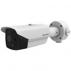 Caméra thermique et optique bi-spectre Hikvision DS-2TD2617-6/PA