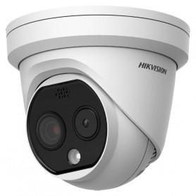 Caméra thermique et optique bi-spectre Hikvision DS-2TD1217-2/PA