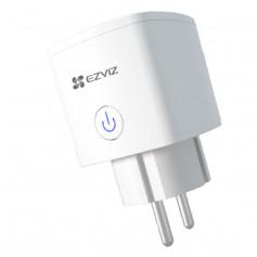 Prise connectée Wi-Fi EZVIZ T30-A compatible Google Assistant et Amazon Alexa