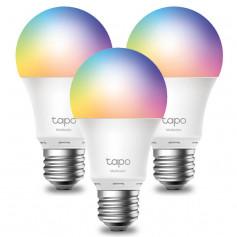 Pack de 3 ampoules connectées multicolores TP-Link Tapo L530E
