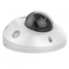 Caméra de surveillance AcuSense 2.0 micro intégré 4MP H265+ Hikvision DS-2CD2546G2-IS IR 30 mètres