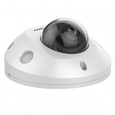 Caméra AcuSense 2.0 micro intégré 4MP H265+ Hikvision DS-2CD2546G2-IS vision de nuit 30 mètres powered by Darkfighter