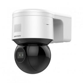 Caméra PTZ Wi-Fi 4MP audio intégré IR 50 m powered by Darkfighter Hikvision DS-2DE3A404IW-DE/W