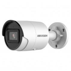 Caméra de surveillance AcuSense 4MP H265+ Hikvision DS-2CD2043G2-I vision de nuit 40 mètres