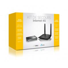 Kit de secours internet en 4G TP-Link