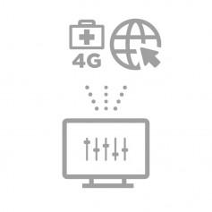 Configuration kit de secours internet en 4G