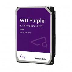 Disque dur 4 To spécial vidéosurveillance Western Digital Purple