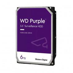 Disque Dur WESTERN DIGITAL PURPLE 6 To