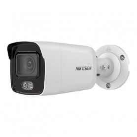 Caméra ColorVu et acuSense 2.0 Hikvision DS-2CD2087G2-LU vision couleur de nuit 40 mètres