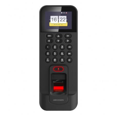 Terminal de contrôle d'accès Hikvision DS-K1T804BMF