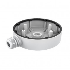 Hikvision DS-1280ZJ-DM55 boîte de dérivation pour caméra dôme varifocale DS-2CD27x3G2-IZS