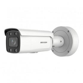 Caméra varifocale ColorVu et AcuSense 4MP H265+ Hikvision DS-2CD2647G2-LZS vision de nuit en couleur jusqu'à 60 mètres