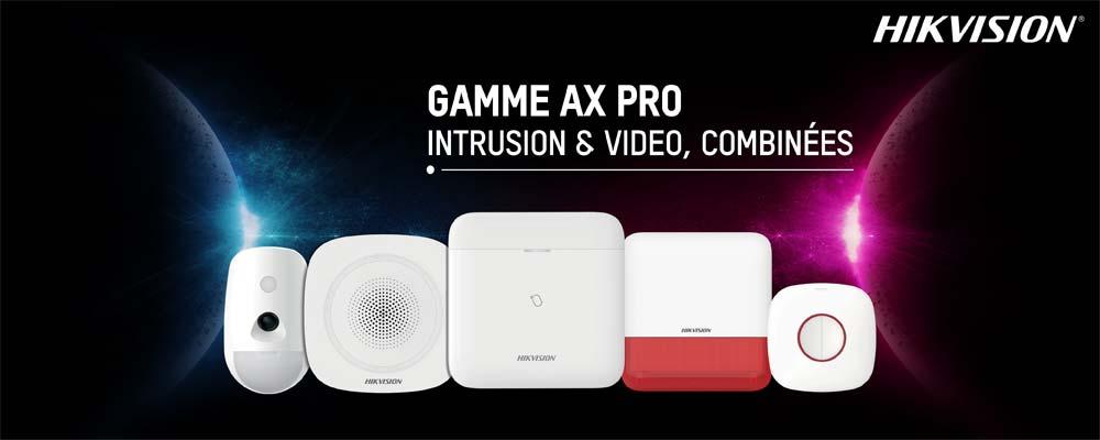 Alarme Ax Pro