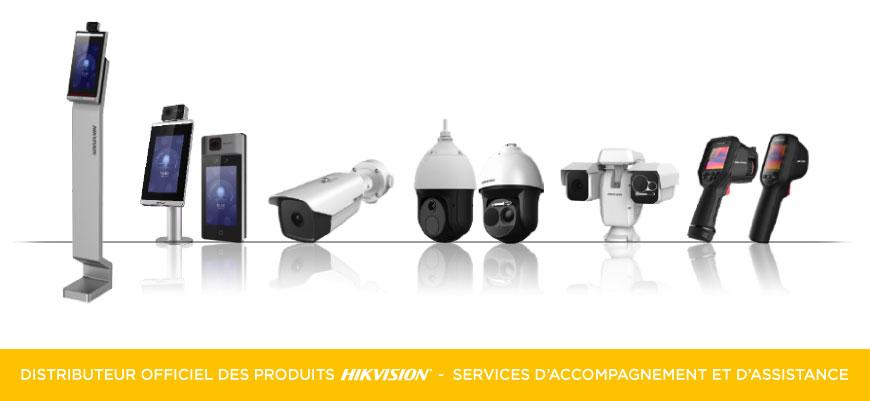Caméras thermiques Hikvision