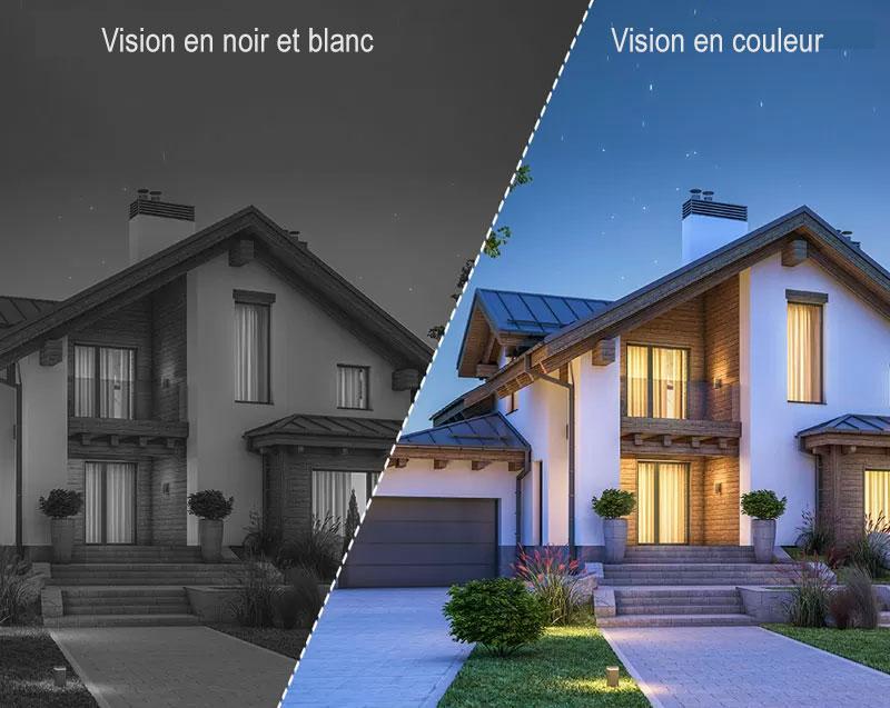BC1-B2 vision de nuit en couleur