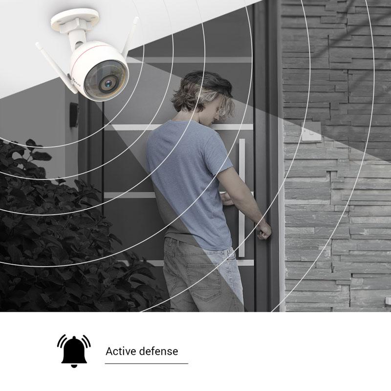 Défense active C3W