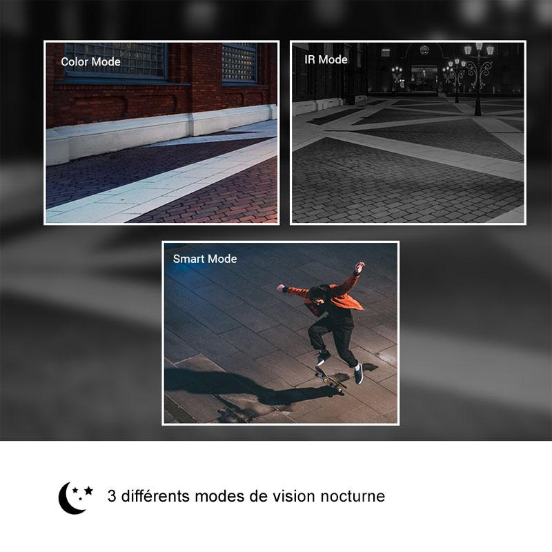 C3W Pro vision nocturne