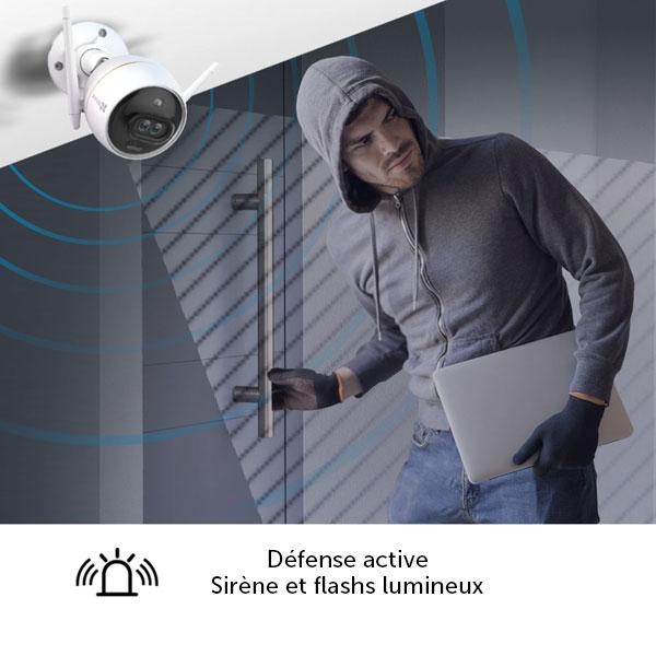 Défense active C3X