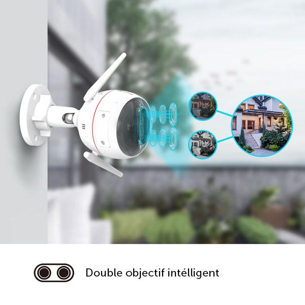 Double objectif EZVIZ C3X