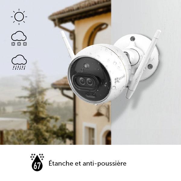 Caméra extérieur C3X IP67