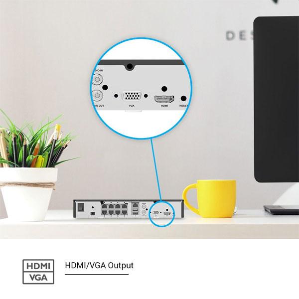 Connexion HDMI