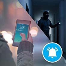 EZVIZ Mini O alerte